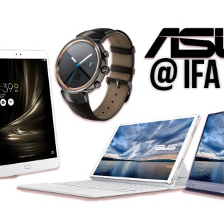 ASUS Zenvolution at IFA 2016 — ZenWatch 3, ZenPad 3S, ZenScreen announced 30
