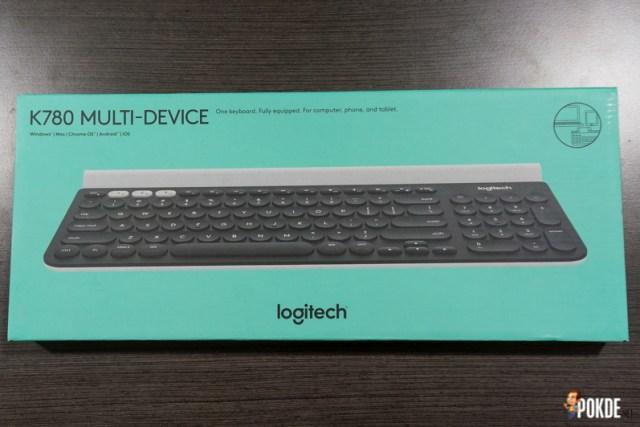 Logitech K780-1