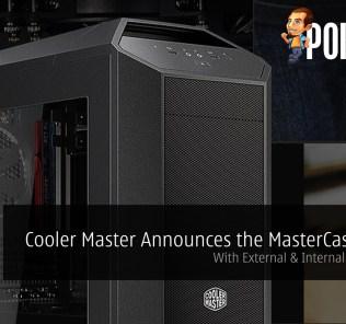 Cooler Master Announces the MasterCase Pro 3 with External & Internal Modularity 31