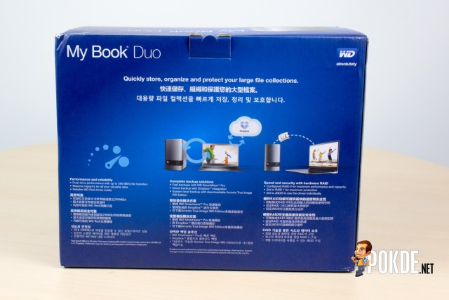 Western Digital My Book Duo 12TB review 34