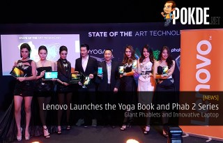 Lenovo Yoga Book Phab 2 Series