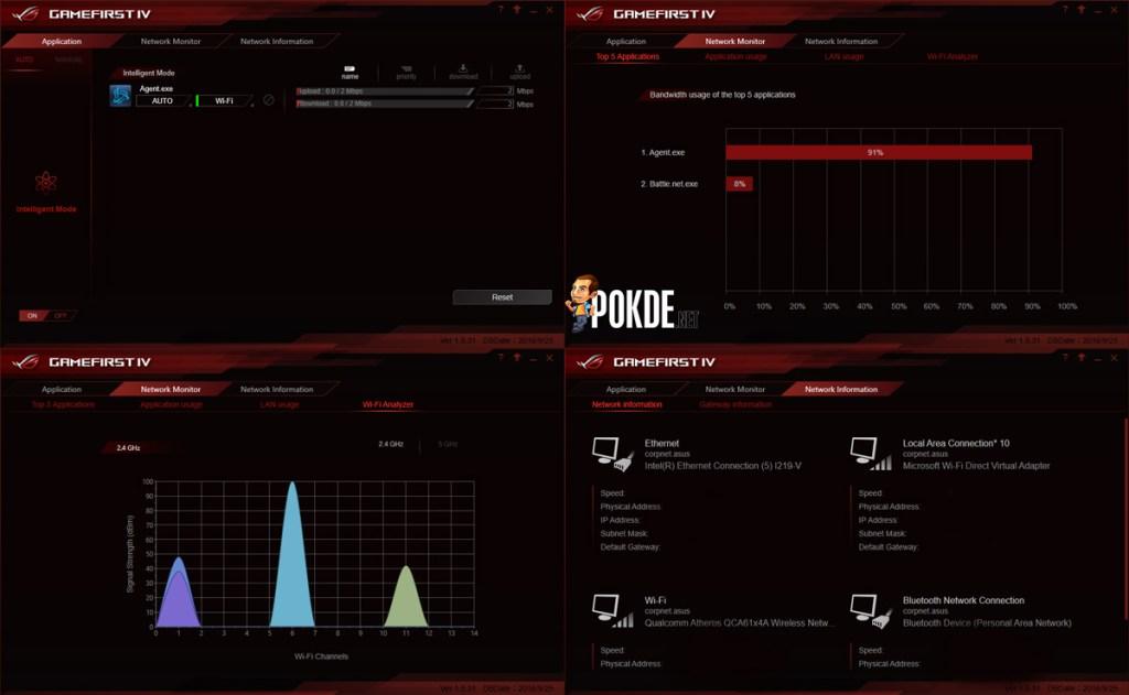 ASUS ROG Strix Z270E Review + Intel Core i7-7700K Kaby Lake CPU 48