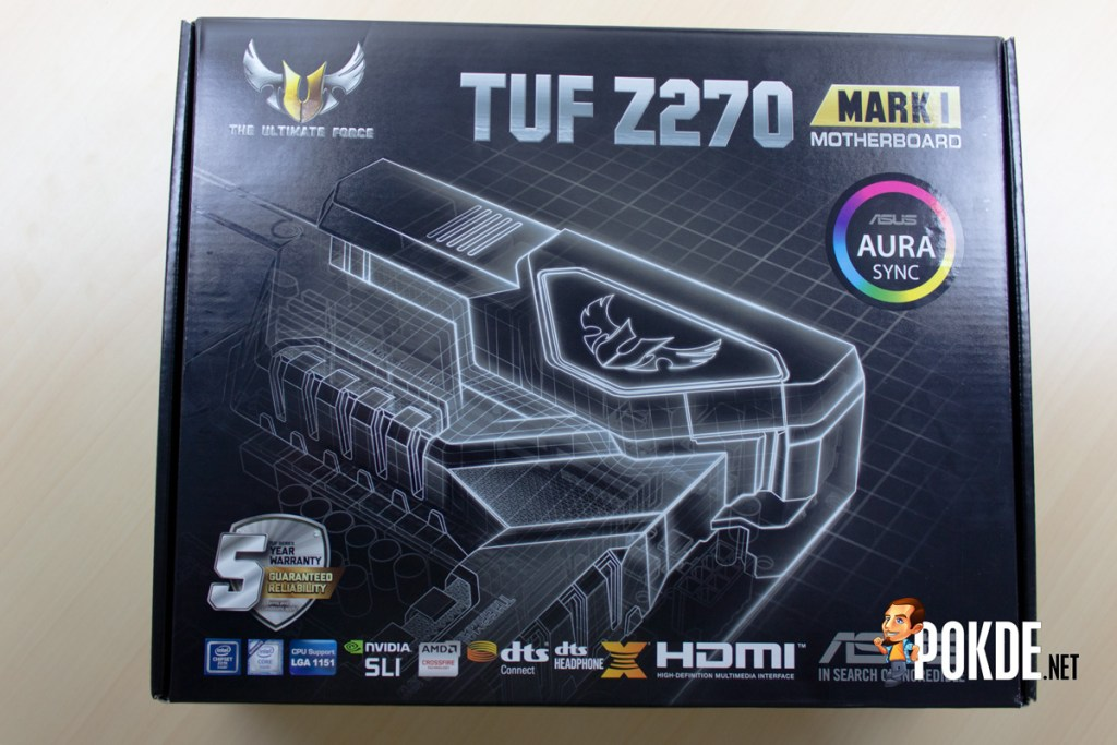 ASUS TUF Z270 Mark 1 Review - Putting out a TOUGH (No Pun Intended) Competition 27