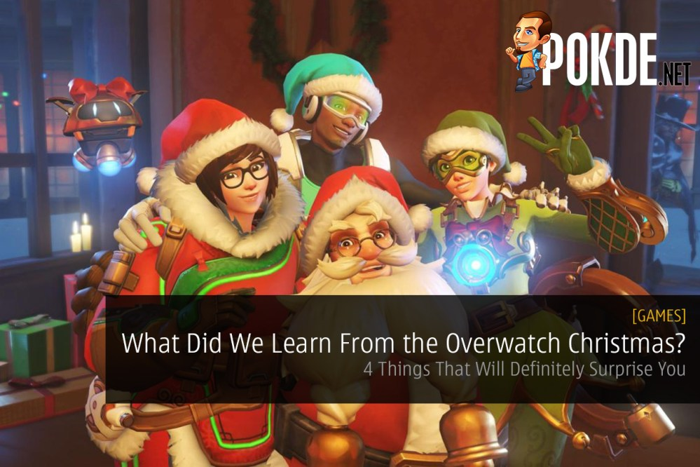 Overwatch Christmas.What Did We Learn From The Overwatch Christmas Event