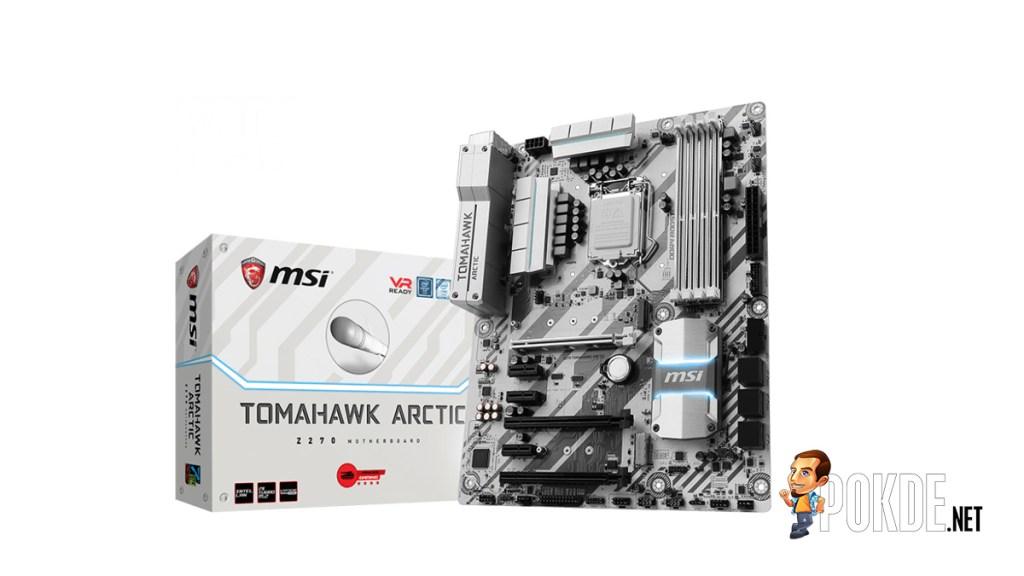 MSI launches ICE-COLD Z270/B250 Arctic Gaming motherboards 26