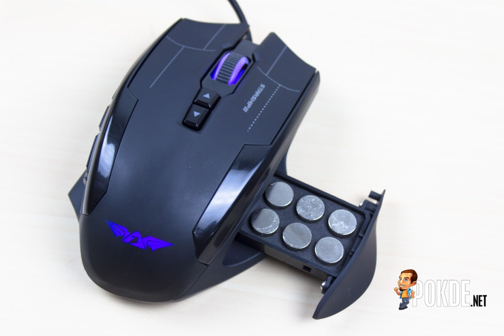 ARMAGGEDDON NRO-5 STARSHIP III 2017 Edition Gaming Mouse Review - Improved design and performance 36