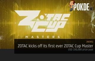 zotac cup master