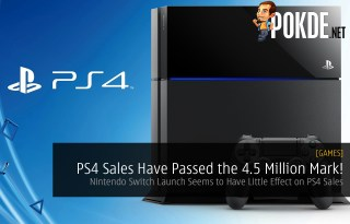 ps4 playstation 4 sales milestone japan 4.5 million units