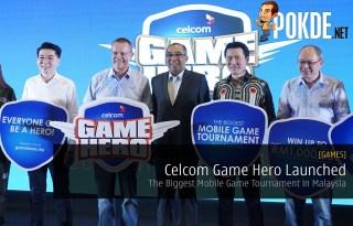 celcom game hero
