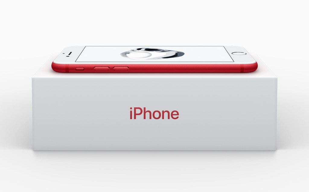 Red iPhone 7 and 7 Plus now available, contribute towards the fight against AIDS 28