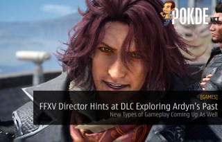 ardyn izunia DLC final fantasy XV