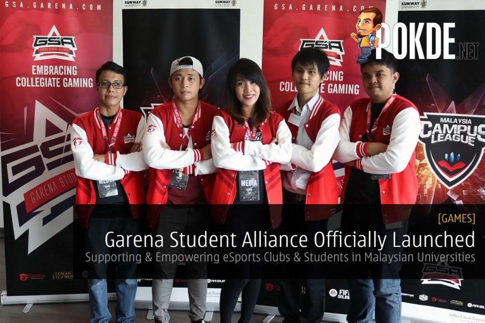 Garena Student Alliance GSA
