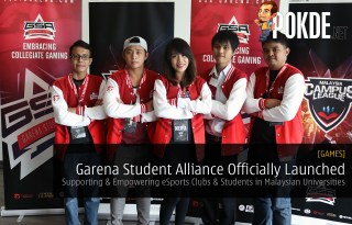 Garena Student Alliance GSA