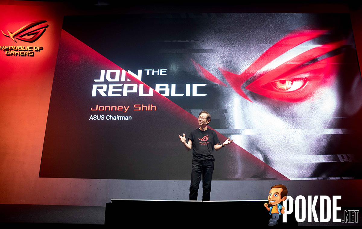 ASUS Republic of Gamers unveils their latest gaming line-up