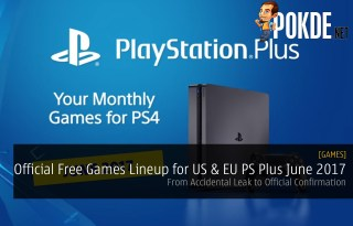 PS Plus June 2017