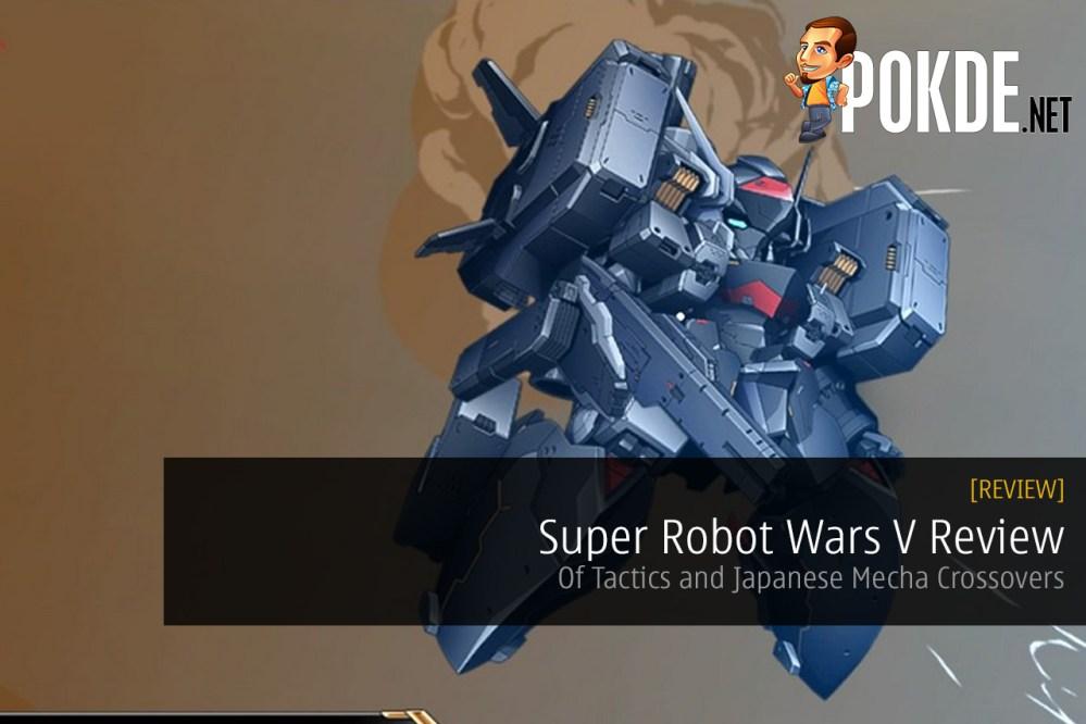 Super Robot Wars V SRW V