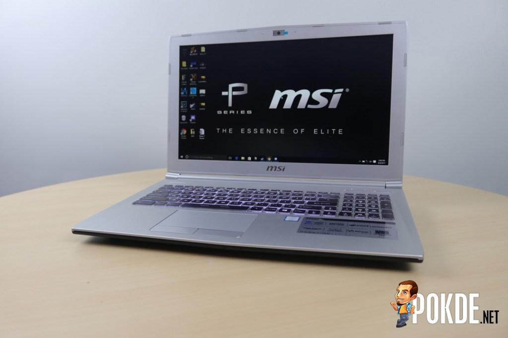 MSi Prestige PL60 Laptop Review