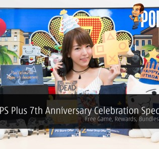 PS Plus 7th Anniversary celebration