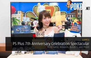 PS Plus 7th Anniversary celebration