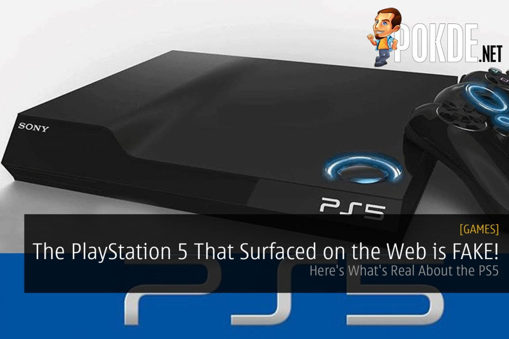 The PlayStation 5 That Surfaced on the Web is FAKE! Here's What's