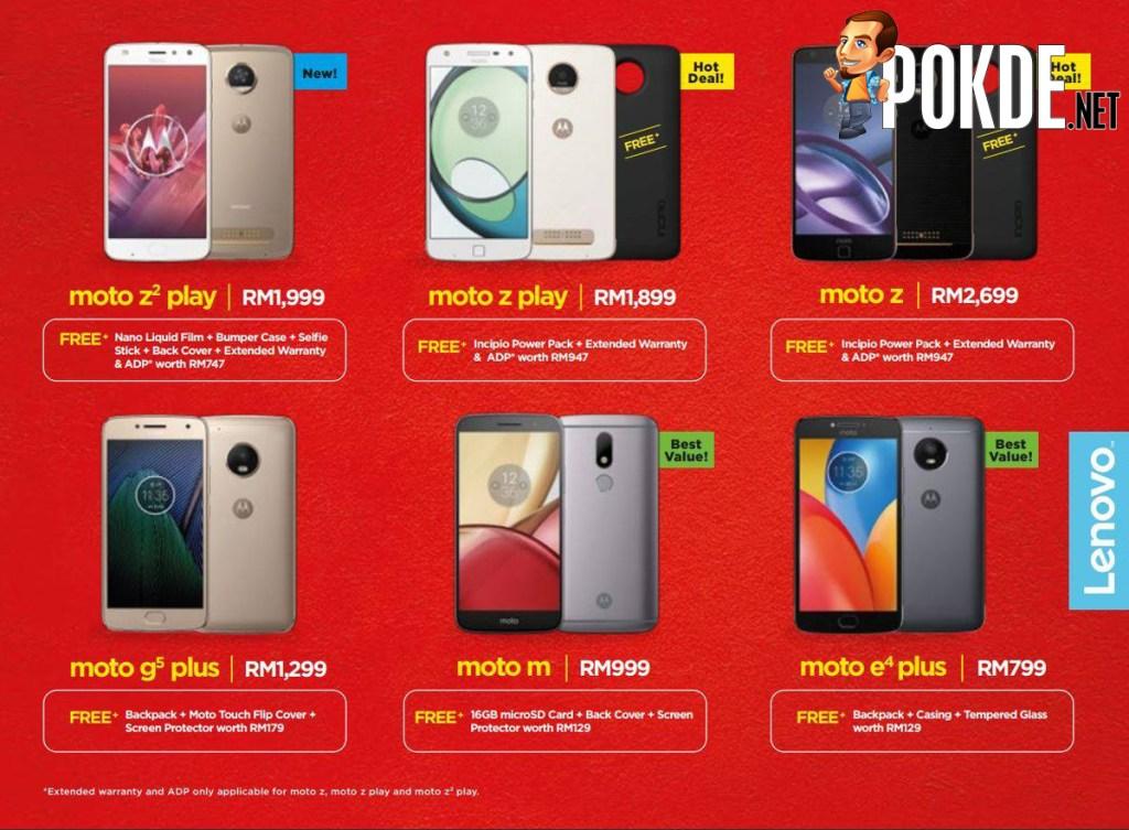 Celebrate This Merdeka With Motorola - With Instant Free