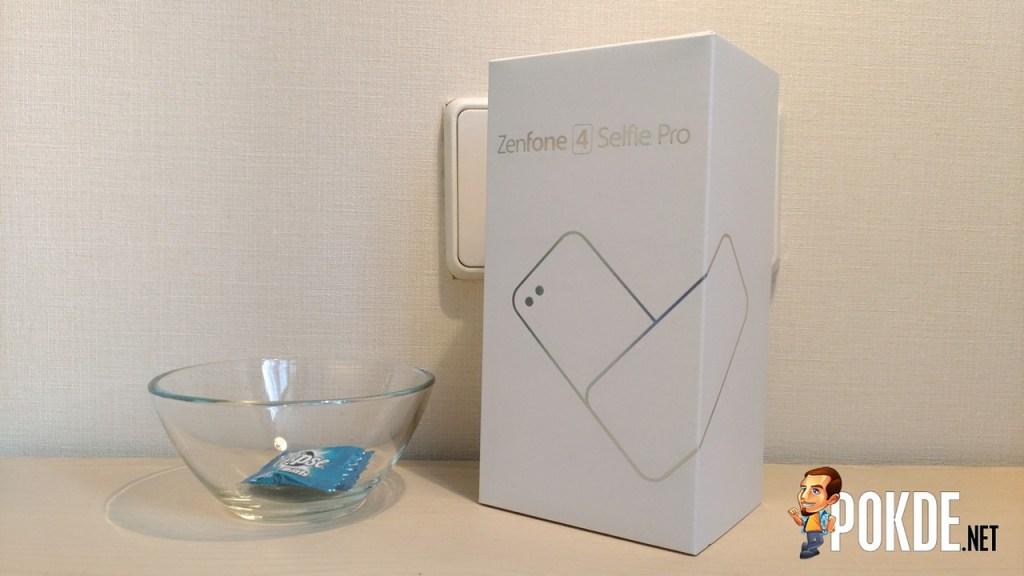 ASUS Zenfone 4 Selfie Pro Review ZD552KL