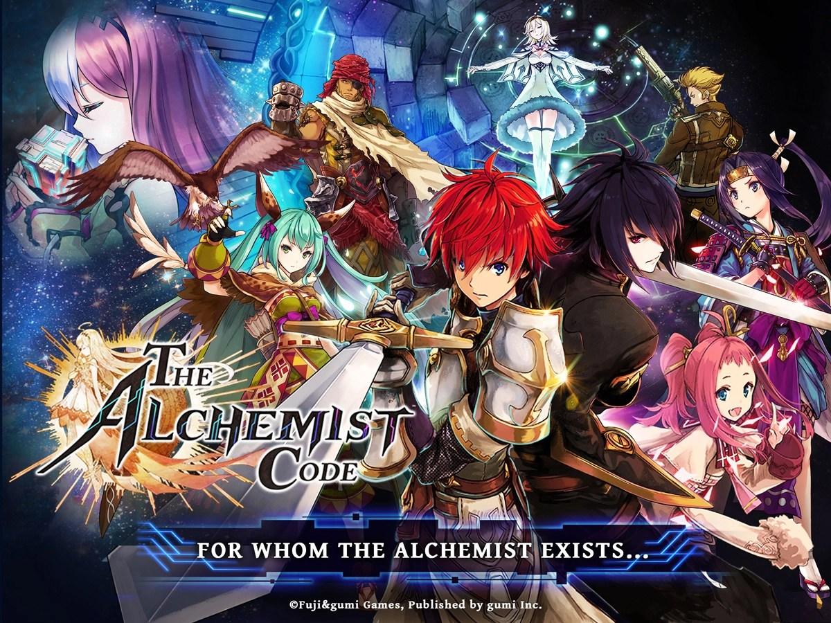 the alchemist code trailer based of s most sought mobile  the alchemist story has captivated audiences in and garnered a dedicated fanbase in growing interest worldwide that we are excited
