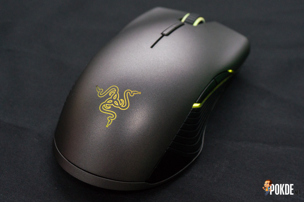 Razer Lancehead wireless gaming mouse review – Pokde