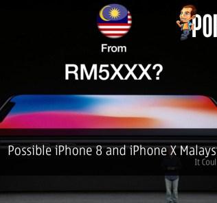 iPhone 8 Plus iPhone X Malaysia Price
