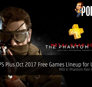 PS Plus October 2017 Free Games Lineup