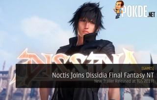 noctis dissidia final fantasy NT tgs 2017