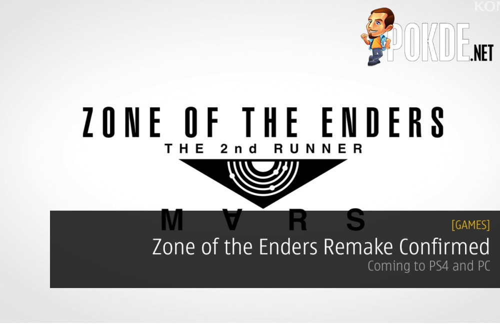 zone of the enders remake