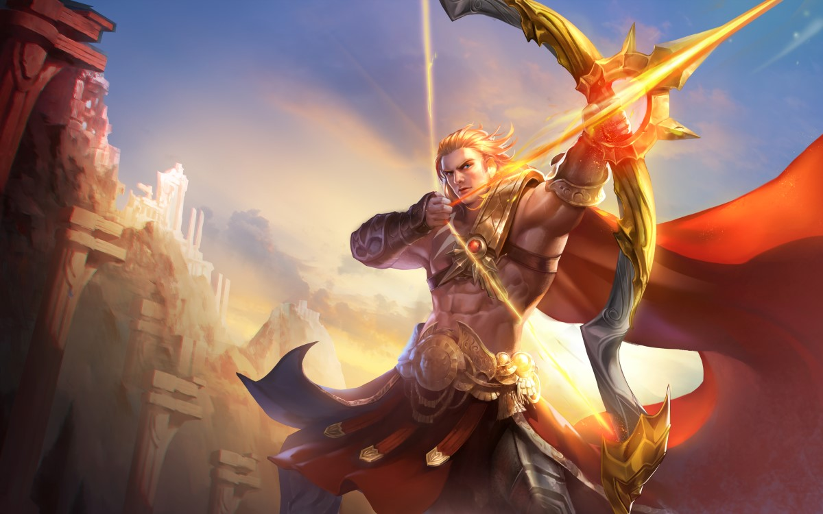 Pre-Registration Now Open For Garena's Mobile MOBA