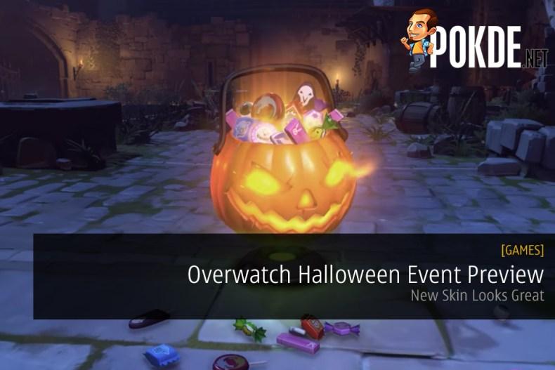 Overwatch Halloween Event Preview; New Skins Look Great! – Pokde