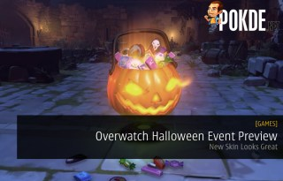 Overwatch Halloween Event 2017