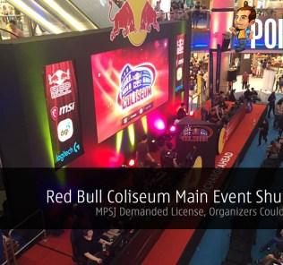 Red Bull Coliseum Main Event Shut Down MPSJ