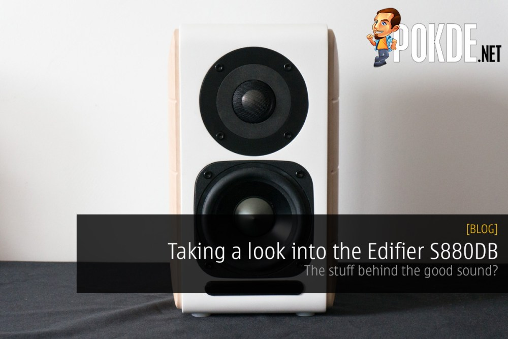 Taking a look into the Edifier S880DB