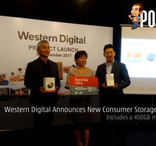 Western Digital Announces New Consumer Storage Solutions - Includes a 400GB microSD card! 54