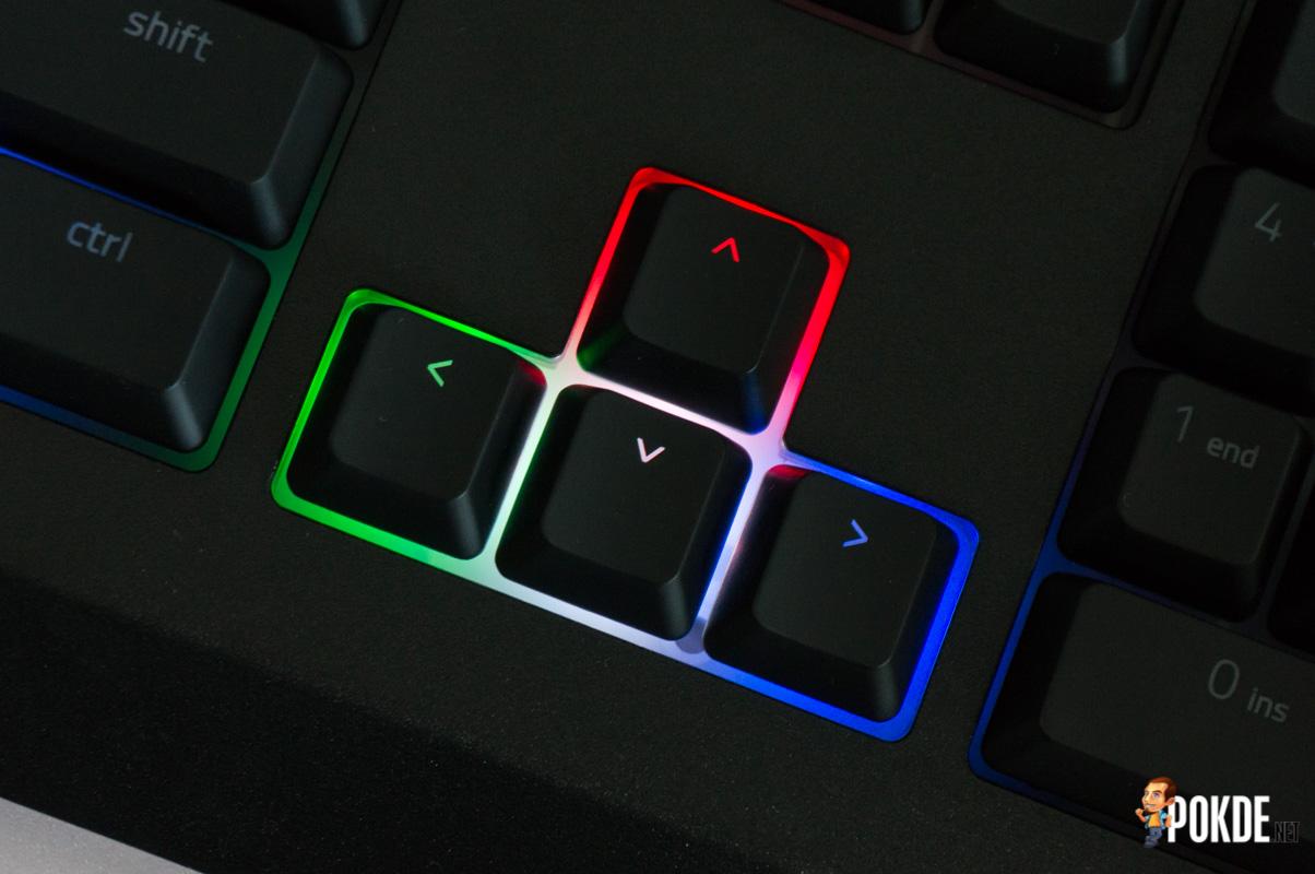 Razer Cynosa Chroma membrane keyboard review