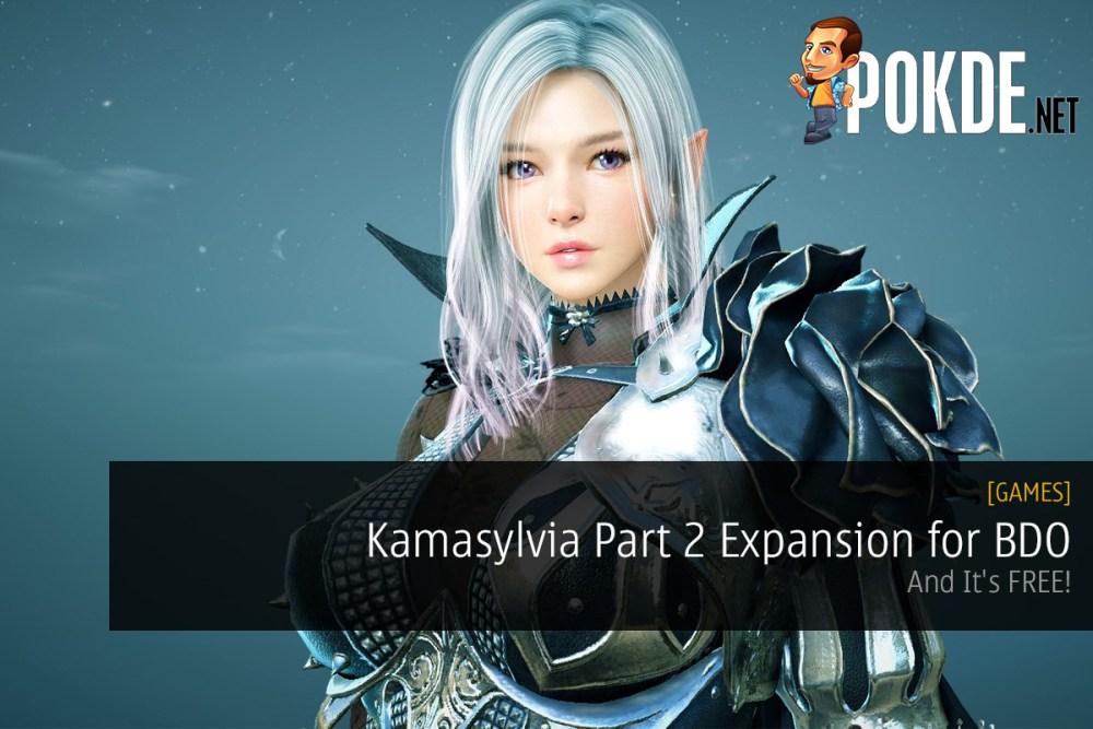 Kamasylvia Part 2 Expansion for Black Desert Online