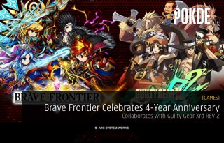 Brave Frontier Celebrate 4-Year Anniversary
