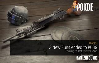 2 New Guns Added to PlayerUnknown's Battlegrounds PUBG