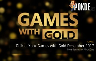 Official Xbox Games with Gold December 2017