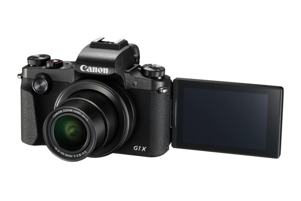 Canon Introduce New Powershot G1 X Mark III - First Canon Camera With Dual Pixel CMOS AF And APS-C Sized CMOS Sensor! 31