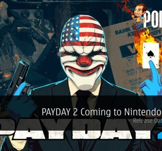 PAYDAY 2 Coming to Nintendo Switch