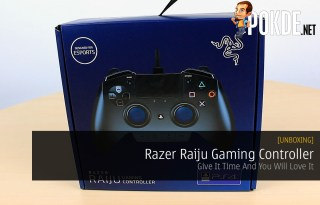 Unboxing the Razer Raiju Gaming Controller