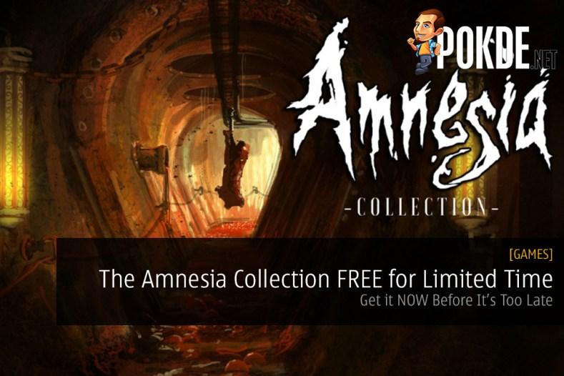 Amnesia Collection FREE for Limited Time