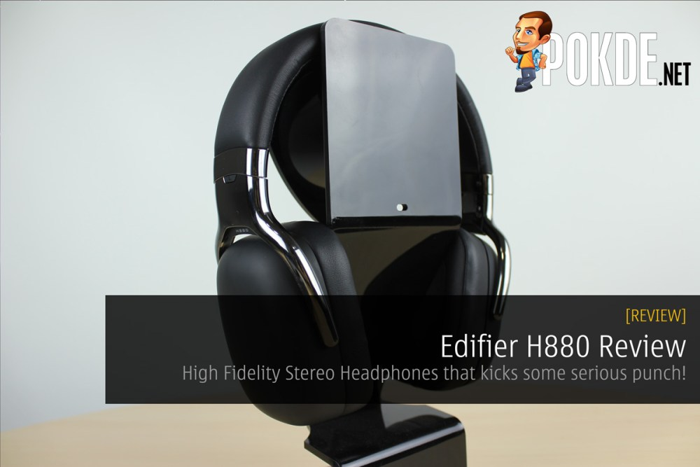 Edifier H880 Review