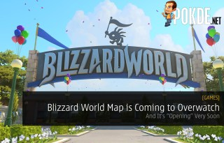 Blizzard World Map is Coming to Overwatch