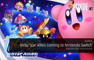 Kirby Star Allies Coming to Nintendo Switch Nintendo Direct Mini
